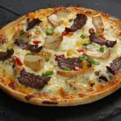 پیتزا شاورما