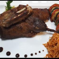 خوراک اردک چینی