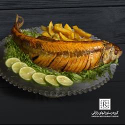 پیش سفارش ماهی سفید شکم پر