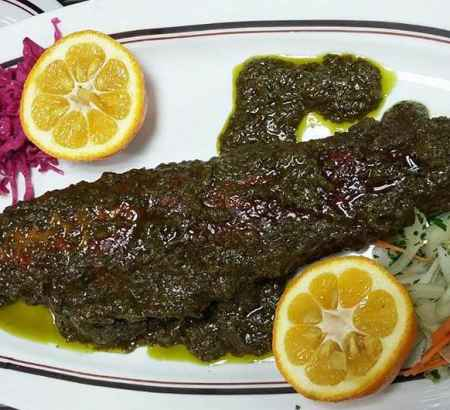 ماهی قزل آلا غورابیج