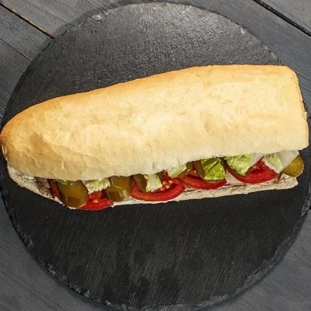 ساندویچ هات داگ