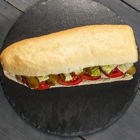 ساندویچ مغز