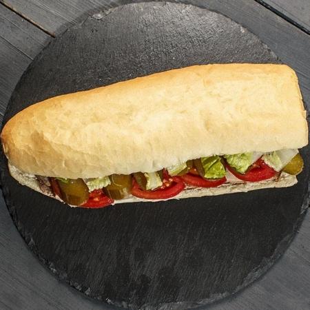 ساندویچ مغز و زبان ویژه