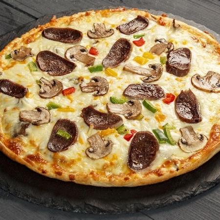 پیتزا زبان